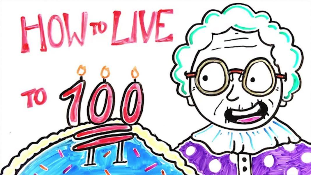 چگونه طول عمر زیادی داشته باشیم؟