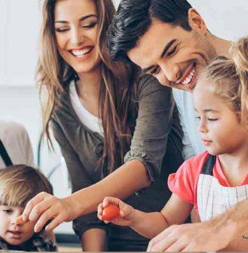 تحکیم روابط خانواده