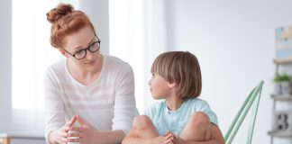 روانشناس متخصص کودک